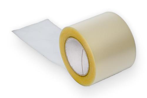 Tampon-Reinigungsband Klebeband transparent