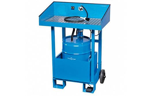 Teilereiniger für 50 Liter Fässer
